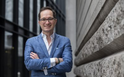 Peter Hinssen is keynotespeaker op Bouwforum 2020