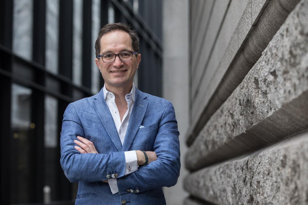 Peter Hinssen is keynotespeaker op Bouwforum 2020