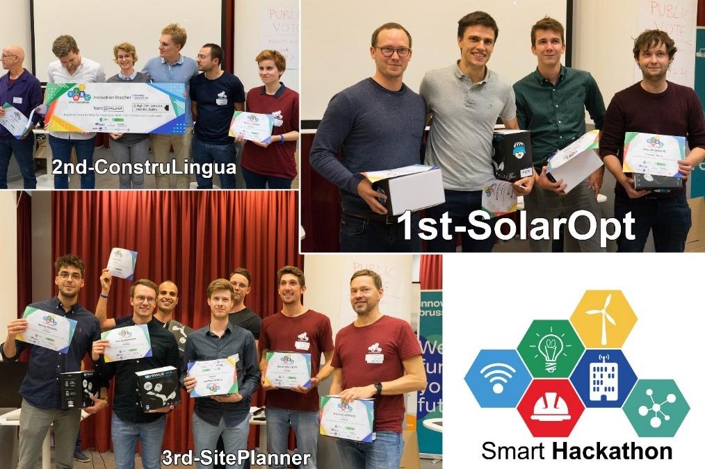 Smart Hackathon 2019